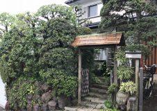 藤沢市 個人邸宅 梅軒門の屋根葺き替え工事