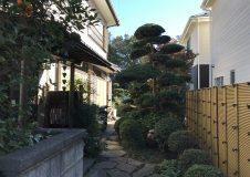横浜市 瀬谷区 個人邸 和庭の管理