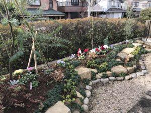 横浜市 泉区 年末の庭園管理