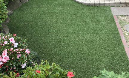 横浜市 港南区 人工芝の造設