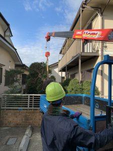 藤沢市 マキノキ移植作業 代わりのない一本樹