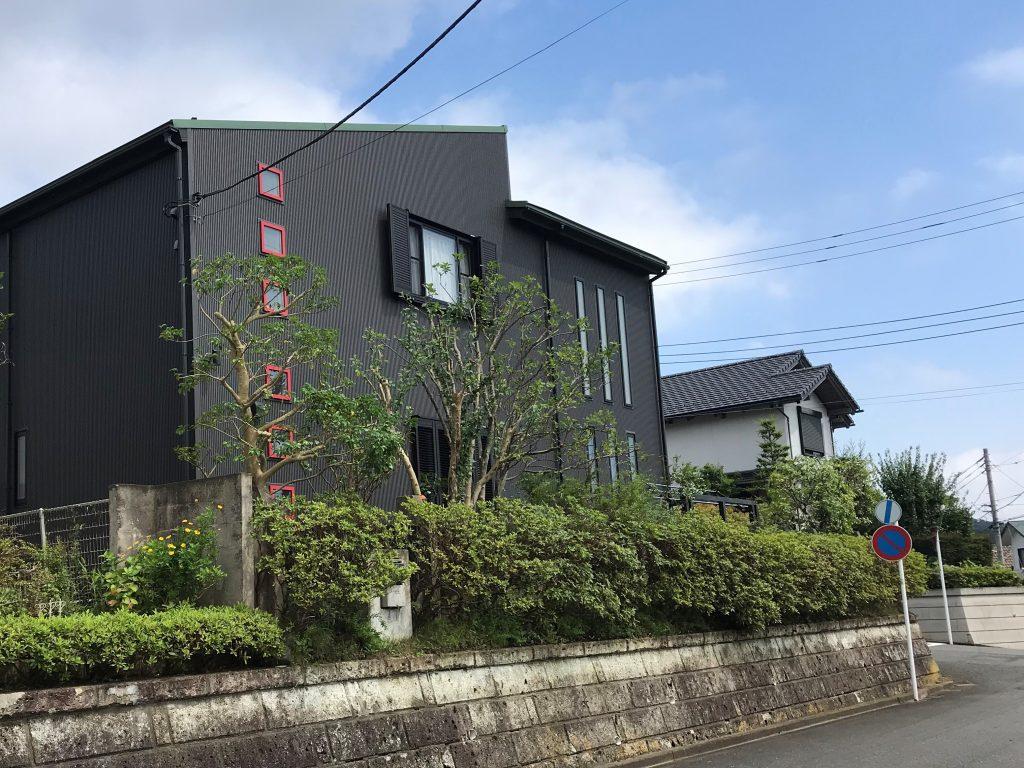 横浜市 栄区 個人邸の庭木剪定/庭手入れ