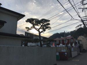 逗子市 お客様とご近所の繋がりから3件目の紹介。感謝しかありません!