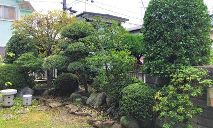 横浜市 瀬谷区 庭園管理