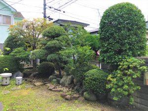 横浜市瀬谷区 ご紹介・ご縁を頂きました。庭園管理