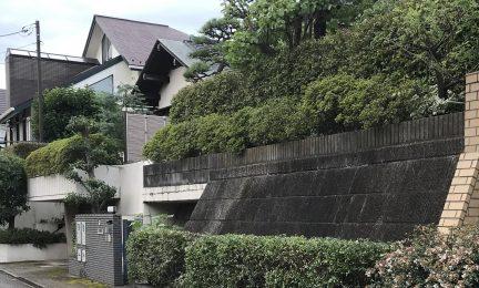 横浜市 泉区 庭園管理作業