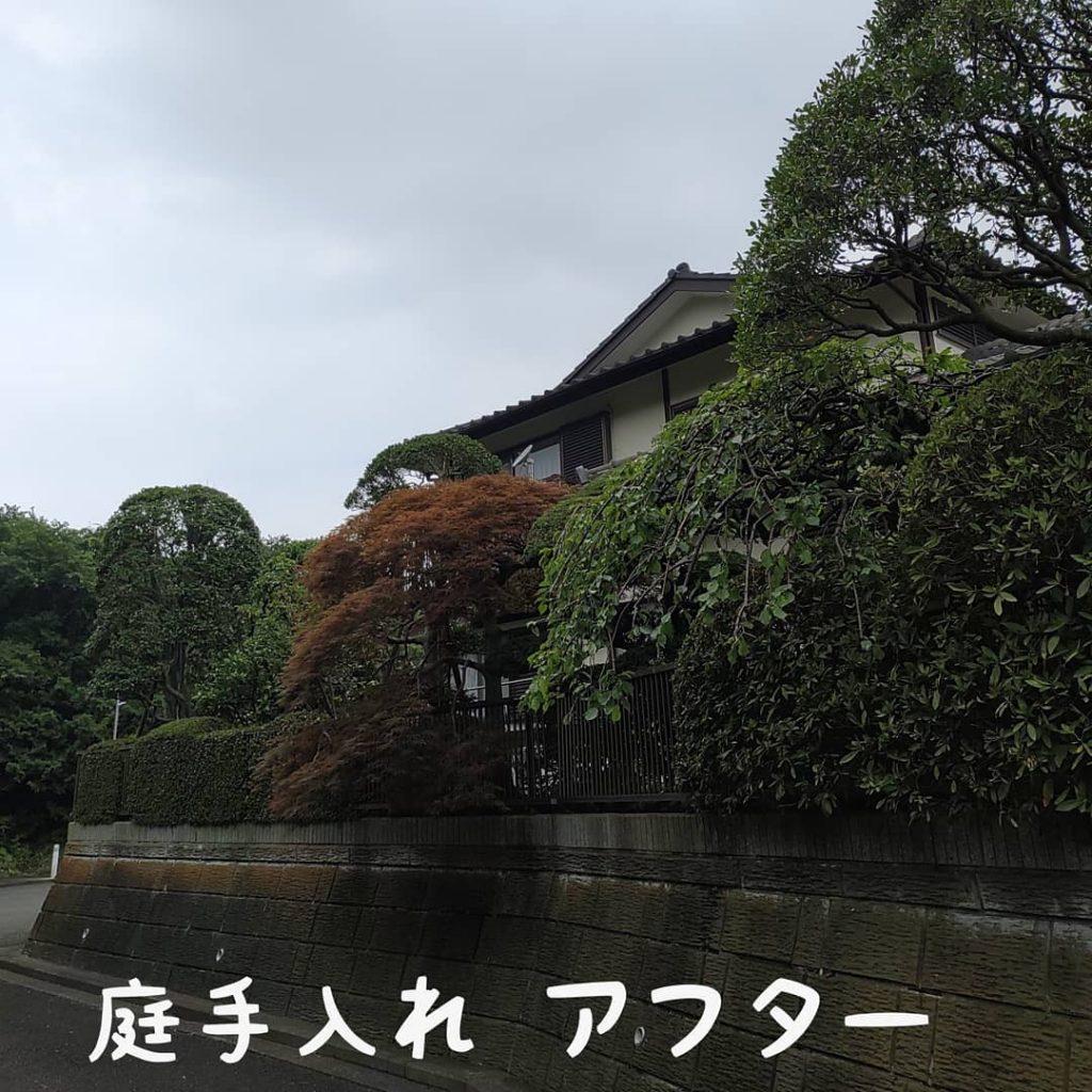 横浜市泉区 信頼できる人からの紹介、潮彩庭縁を信頼します